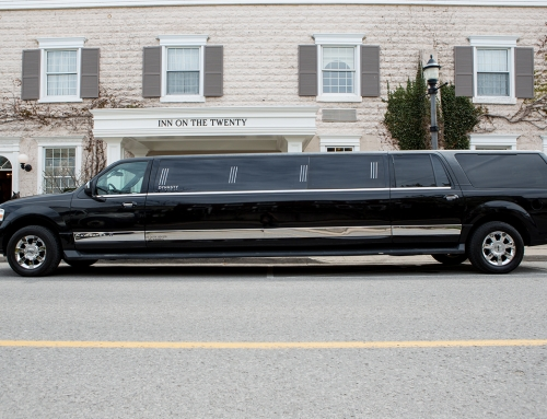 12 Passenger Stretch Lincoln SUV Limo