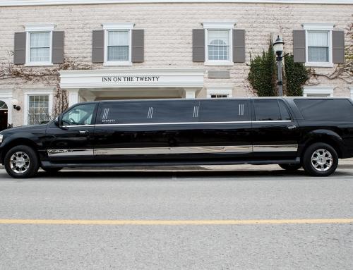12 Passenger Stretch Lincoln SUV Limo