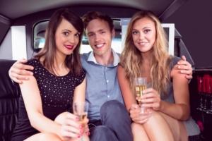 wine tasting by limo